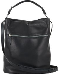 A.L.C. Leo Convertible Bucket Bag - Lyst