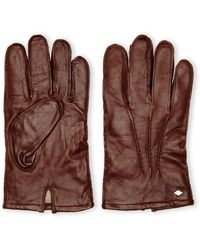 Joseph Abboud Cashmere-Lined Gloves - Lyst
