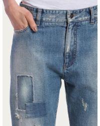 Bally - Boyfriend Jeans - Lyst