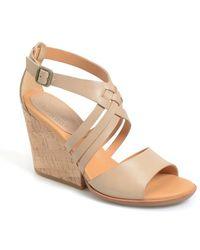 Kork-ease™ 'Adelaide' Wedge Sandal - Lyst