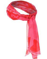 Missoni Silk Tie Headwrap - Lyst