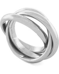 BCBGeneration - Interlocking Ring - Lyst