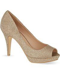 Miss Kg Georgia Glitter Court Shoes - For Women - Lyst