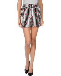Cutie Black Shorts - Lyst
