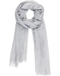 Soaked In Luxury - Plain Coloured Scarf - Lyst