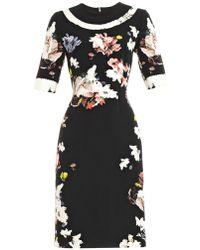 Erdem Ivy Floral-print Dress - Lyst