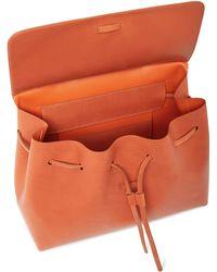 Mansur Gavriel   Leather Lady Bag   Lyst
