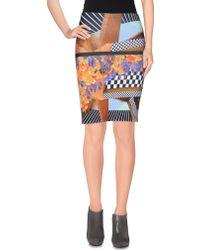 Clover Canyon   Knee Length Skirt   Lyst