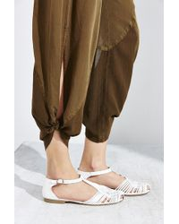 Ecote | T-strap Huarache Sandal | Lyst