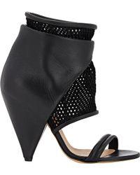 IRO Black Sumek Boots - Lyst