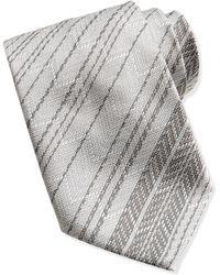Missoni Zigzag Knit Tie - Lyst