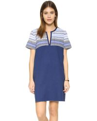 lemlem Jaha Dress - Blue