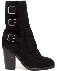 Laurence Dacade Merli Shearling Lined Boot - Lyst