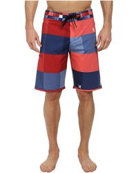 Hurley Phantom Heathered Kingsroad Boardshort - Lyst