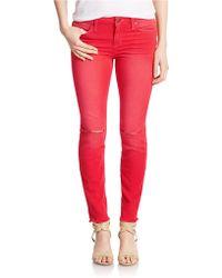 Joe's Jeans Finn Skinny Ankle Jeans - Lyst