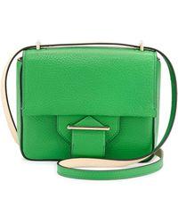 Reed Krakoff Standard Mini Leather Shoulder Bag green - Lyst