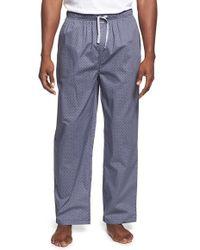 Michael Kors | Cotton Lounge Pants | Lyst
