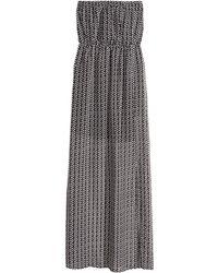 H&M Bandeau Dress - Lyst