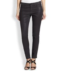 Elie Tahari - Selena Skinny Jeans - Lyst