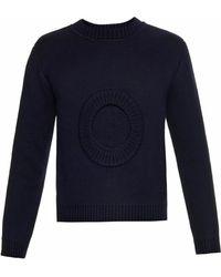 Björn Borg - Centre Cut-Out Wool Jumper - Lyst