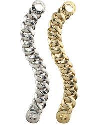 Marc By Marc Jacobs Kate Link Bracelet - Lyst