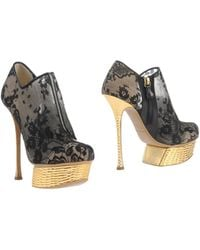 Nicholas Kirkwood Shoe Boots - Lyst