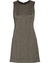 Theyskens' Theory Dino Wool Blend Cloquã Dress - Lyst