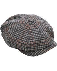 Stetson Hatteras Virgin Wool Hat - Gray