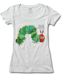 Out Of Print - The Very Hungry Caterpillar Tee - Lyst