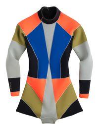 Cynthia Rowley Wetsuit multicolor - Lyst