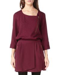 Leenoy Short/Knee Length Dress - Mickaele - Lyst