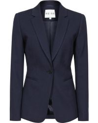 Reiss Topaz Jacket Slim-fit Tailored Jacket - Lyst