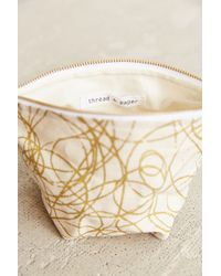 Urban Renewal - Thread & Paper Scribble Pouch - Lyst