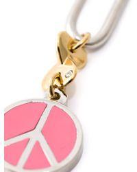 Marc By Marc Jacobs - Peace Dangle Earrings - Lyst