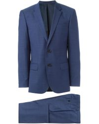 BOSS | Two Button Suit | Lyst