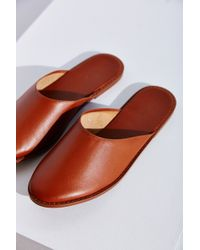 Cooperative - Leather Mule - Lyst
