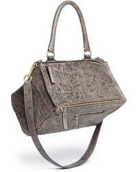 Givenchy 'Pandora' Medium Leather Bag - Lyst