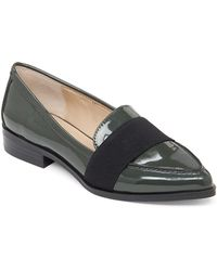 BCBGeneration - Jo Leather Point Toe Loafers - Lyst