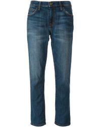 Current/Elliott Boyfriend Jeans - Lyst