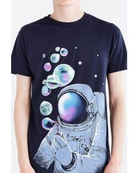 Design By Humans - Planet Maker Tee - Lyst