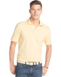 Izod Big and Tall Tonal Striped Polo - Lyst