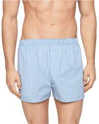 Calvin Klein Men'S Classic Boxers 3-Pack - Lyst