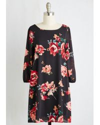 Everly Clothing - Knock Knock, Cute's There? Dress - Lyst