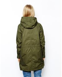 Fred Perry Parka - Green