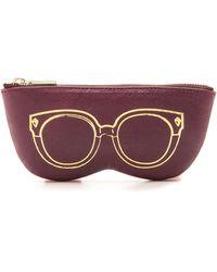 Rebecca Minkoff Sunglasses Pouch  - Lyst