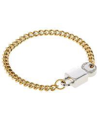 Marc By Marc Jacobs - Lock-In Bracelet - Lyst