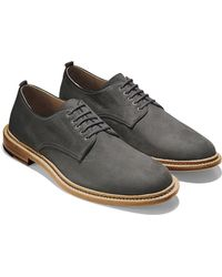 Cole Haan & Todd Snyder Willet Oxford In Magnet gray - Lyst