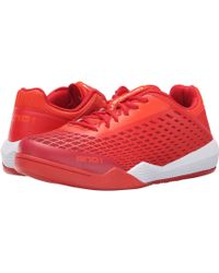 AND1 Ascender Low - Red