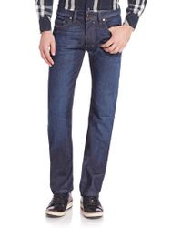 DIESEL | Safado Slim Straight-leg Jeans | Lyst