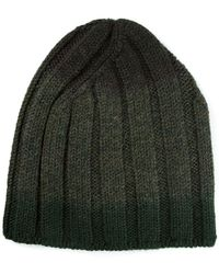 Bottega Veneta Knit Hat - Green